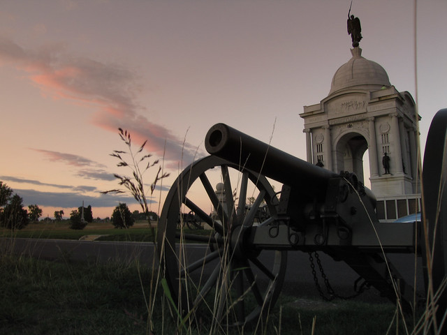 Pennsylvania Memorial, Gettysburg Battlefield, PA (July 1–3, 1863)