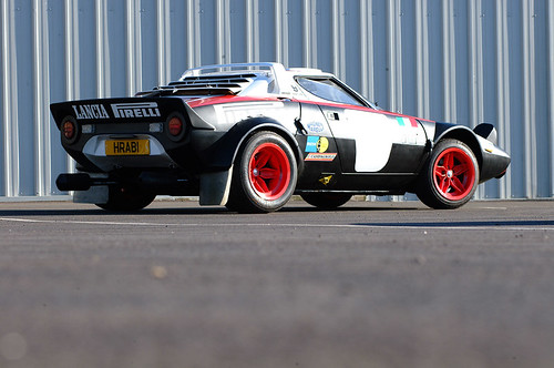 Lancia Stratos Group 4