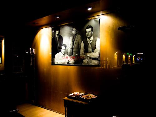 lighting ireland fashion shop night advertising poster shadows empty barber mayo stg quartet castlebar americancrew haircareproducts artyeva