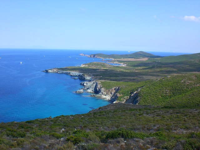 Sentier des Douaniers is de 8e bezienswaardigheid uit de Bezienswaardigheden Corsica Top 10