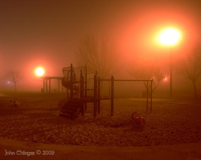 Spooky Playground.