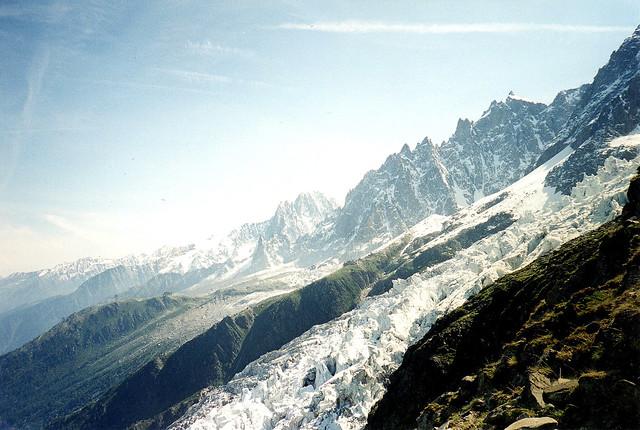 ascension du mont blanc jour 3 redescente des grands mul flickr photo