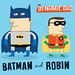 Batman & Robin by Allan Sanders
