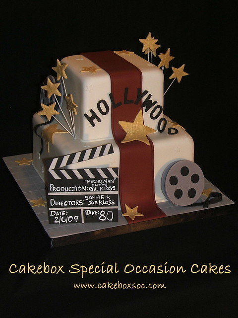 hollywood cakes design