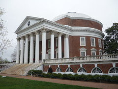 University of Virgina Rotunda by Jason Nathan
