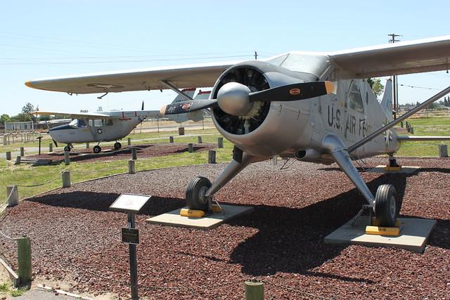 DeHavilland Canada DHC-2 (U-6A) Beaver