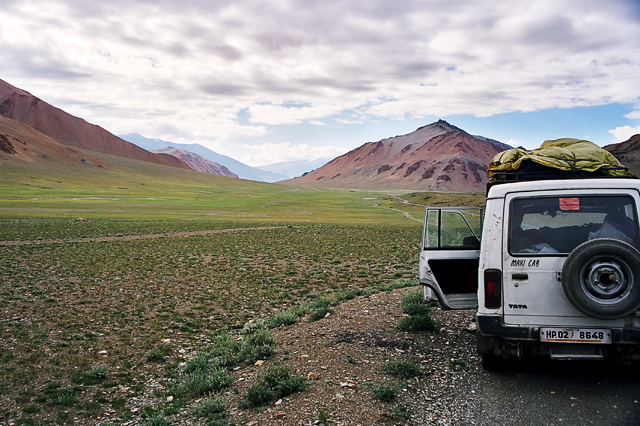 Saying goodbye to Ladakh