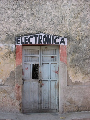 The Doorway to Electronica