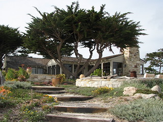 Carmel-by-the-Sea, House on the beach
