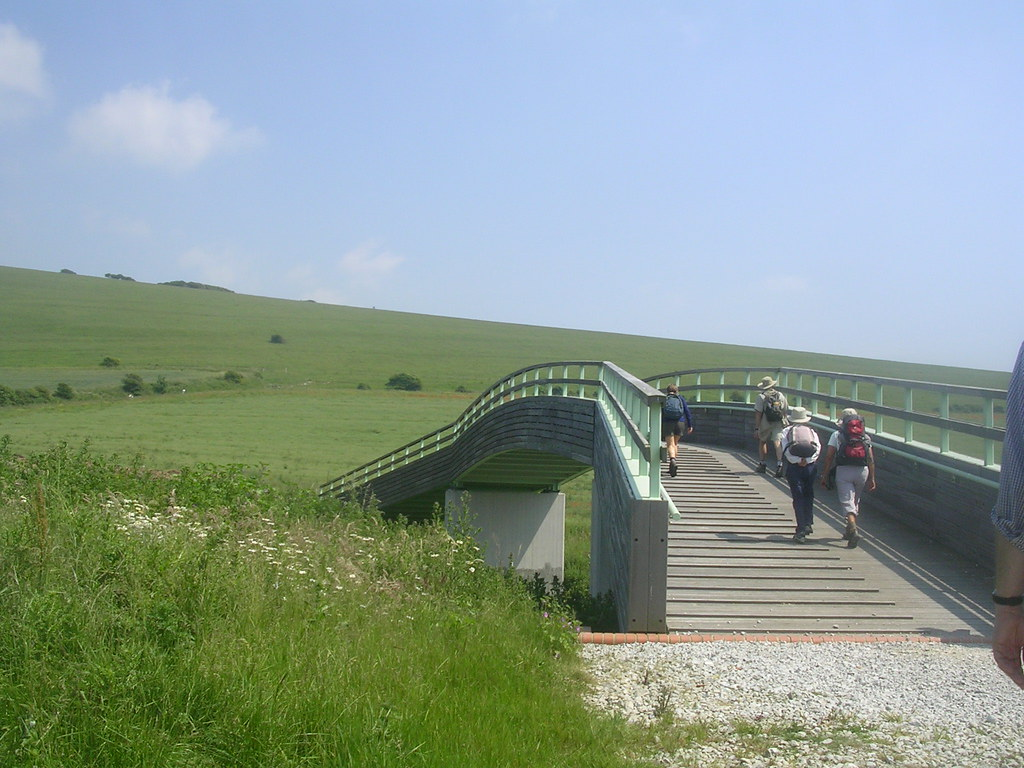 Southease Bridge Lewes to Rodmell (via Northease) to Seaford