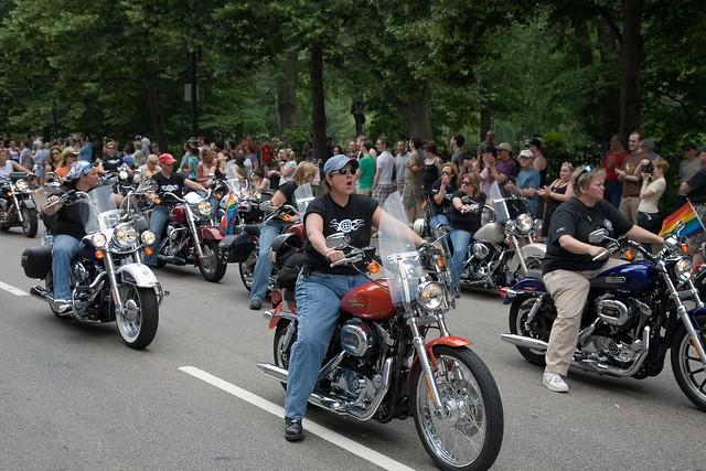 Boston gay pride parade 2006