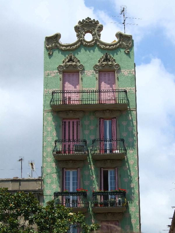 Urbanity in barcelona - Art deco barcelona ...