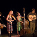 The Biscuit Burners - Billy Cardine, Odessa Jorgensen, Mary Lucey, and Dan Bletz by Show Review