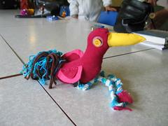 Emma's bird