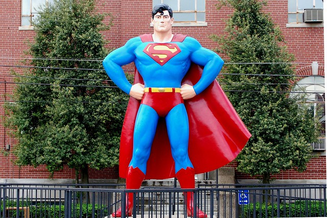 Illinois, Metropolis, Superman (10,004)