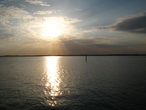 sun sunrise canon bay md easternshore 2008 stmicheals g9
