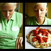 Maddy and the Waffle by BigBean