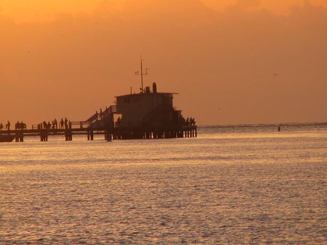Rod and reel pier anna maria island florida flickr for Anna maria island fishing pier
