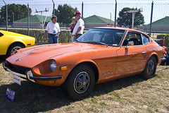 opel gt(0.0), tvr(0.0), automobile(1.0), datsun/nissan z-car(1.0), vehicle(1.0), performance car(1.0), first generation nissan z-car (s30)(1.0), antique car(1.0), land vehicle(1.0), supercar(1.0), sports car(1.0),