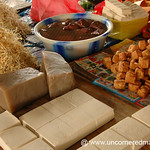 All Types of Tofu - Xishuangbanna, China