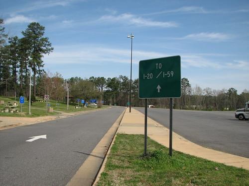 TO I-20 / I-59