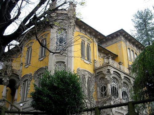 Flickriver most interesting photos tagged with villascott - Profondo rosso specchio ...
