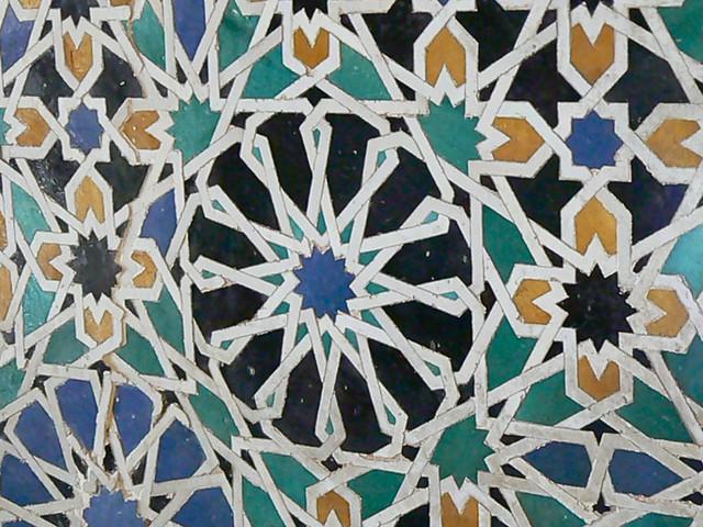 Alhambra Tiles 16