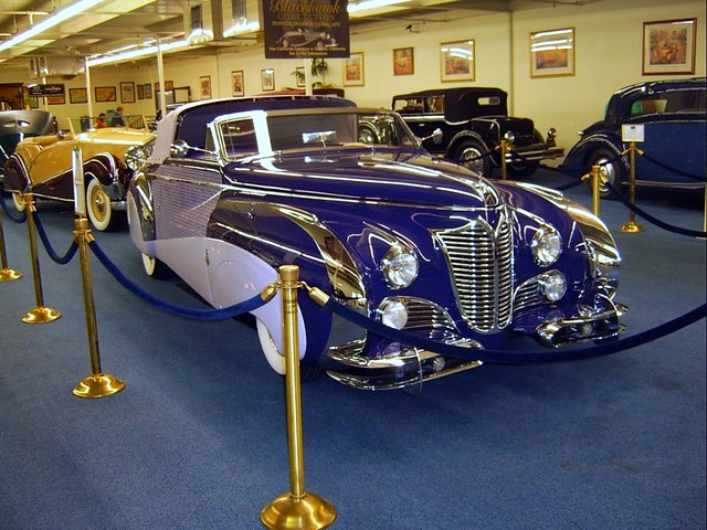 Classic Car Museum at the Imperial Palace - Arrow Stage Lines
