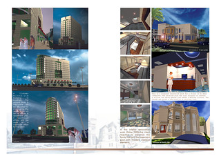 Various Projects in Saudi Arabia