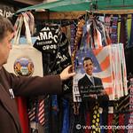 Obama Souveniers, Inauguration - Washington DC, USA