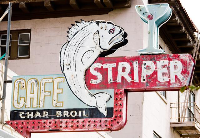 Raul S Striper Cafe Rio Vista Ca