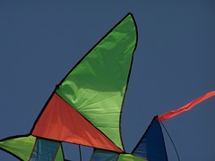 sports, windsports, line, wind, green, kite, sport kite,