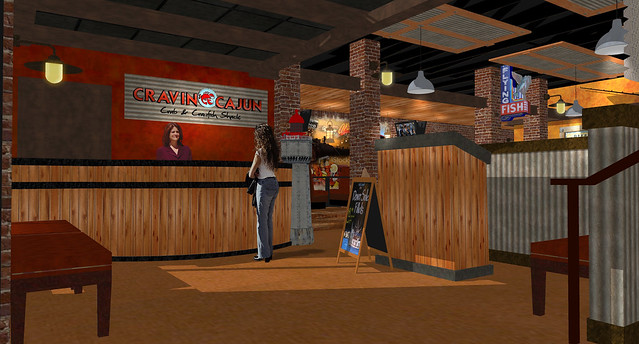 Interior Restaurant Design | Restaurant Decor Design ...