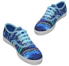 cross training shoe(0.0), tennis shoe(0.0), outdoor shoe(0.0), running shoe(0.0), magenta(0.0), purple(0.0), violet(0.0), nike free(0.0), sneakers(1.0), footwear(1.0), aqua(1.0), shoe(1.0), turquoise(1.0), cobalt blue(1.0), teal(1.0), azure(1.0), electric blue(1.0), skate shoe(1.0), athletic shoe(1.0), blue(1.0),