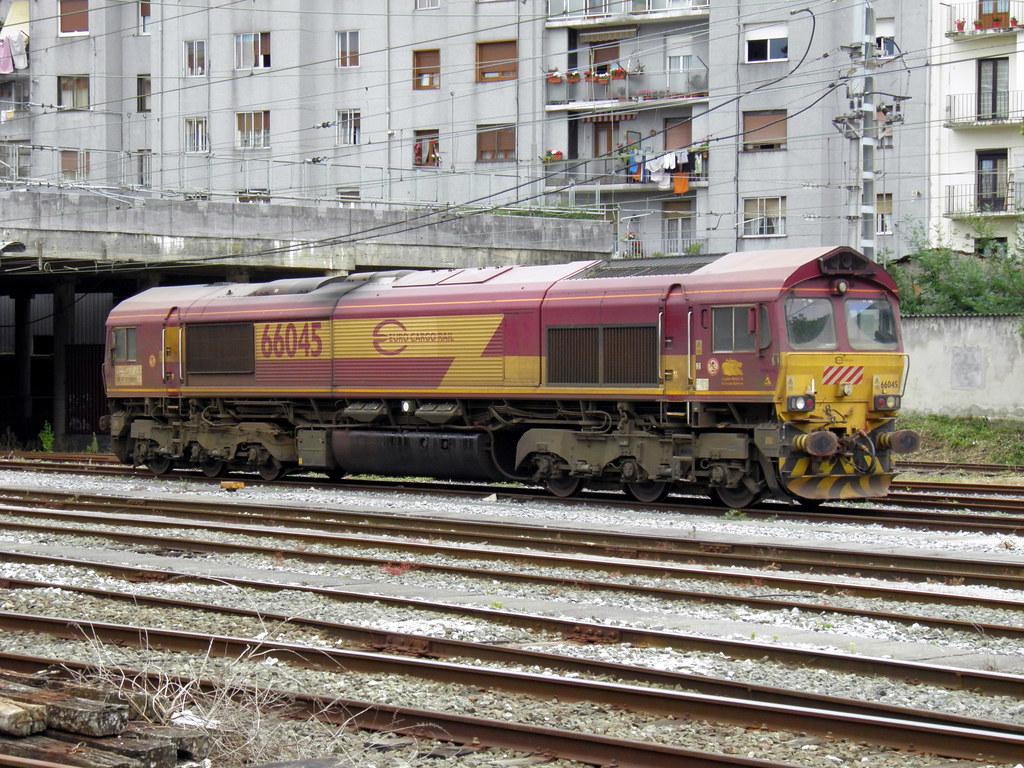 Euro Cargo 66045 en Irun