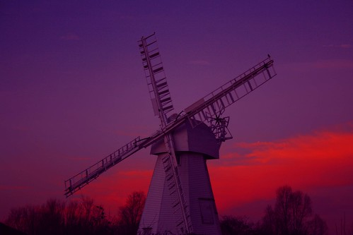 winter sunset fab england sky windmill clouds kent colours sandwich mywinners abigfave platinumphoto impressedbeauty theunforgettablepictures goldstaraward