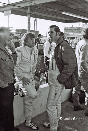 Zipper - Bucknum - Posey at Daytona in 1972