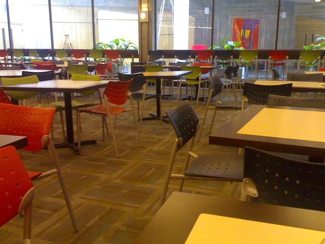 SFU Cafeteria