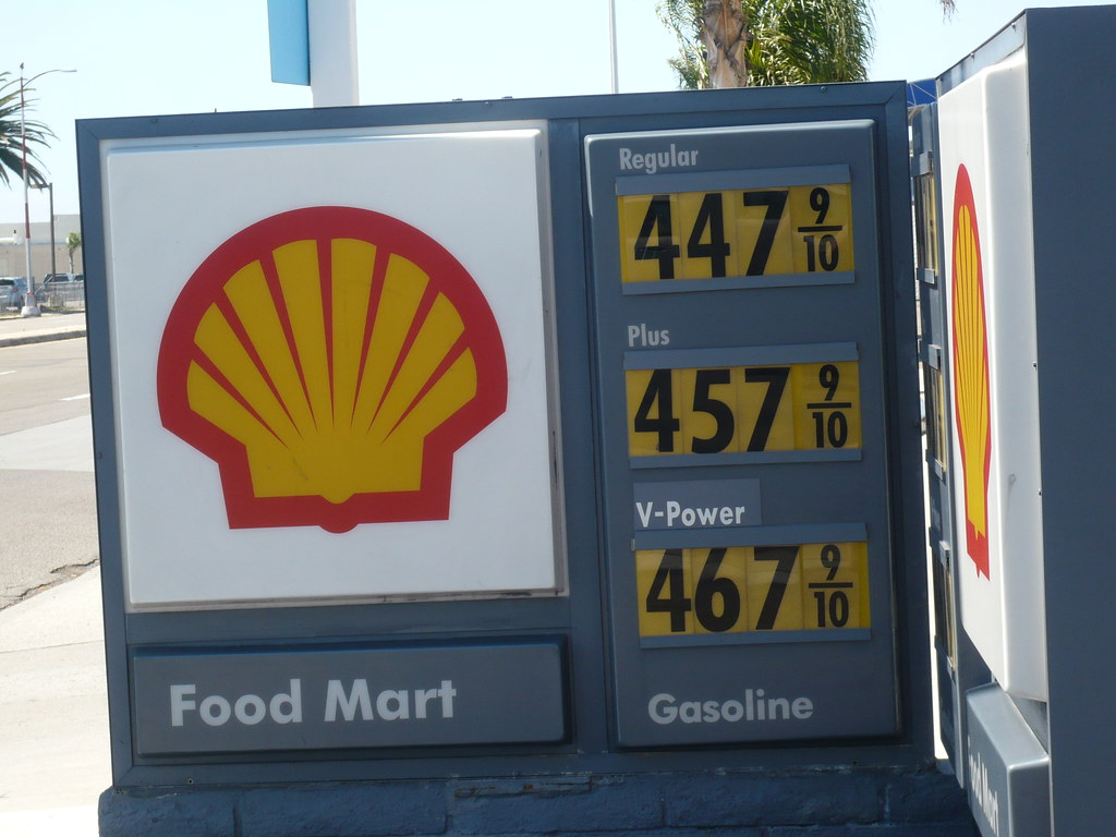 Gas Prices San Diego >> Gas Prices In San Diego Ekornblut Flickr