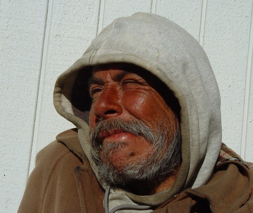 Thomas (Tomaso) is Homeless