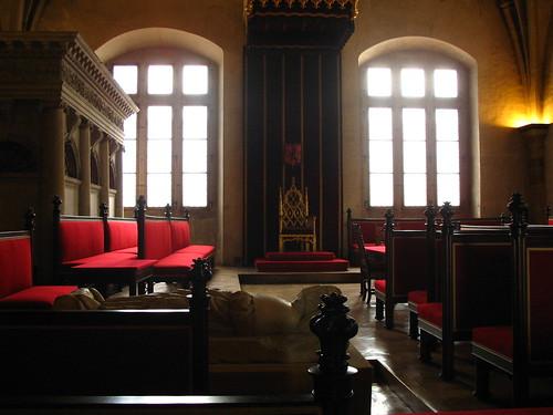 Old Synod Hall, Old Royal Palace