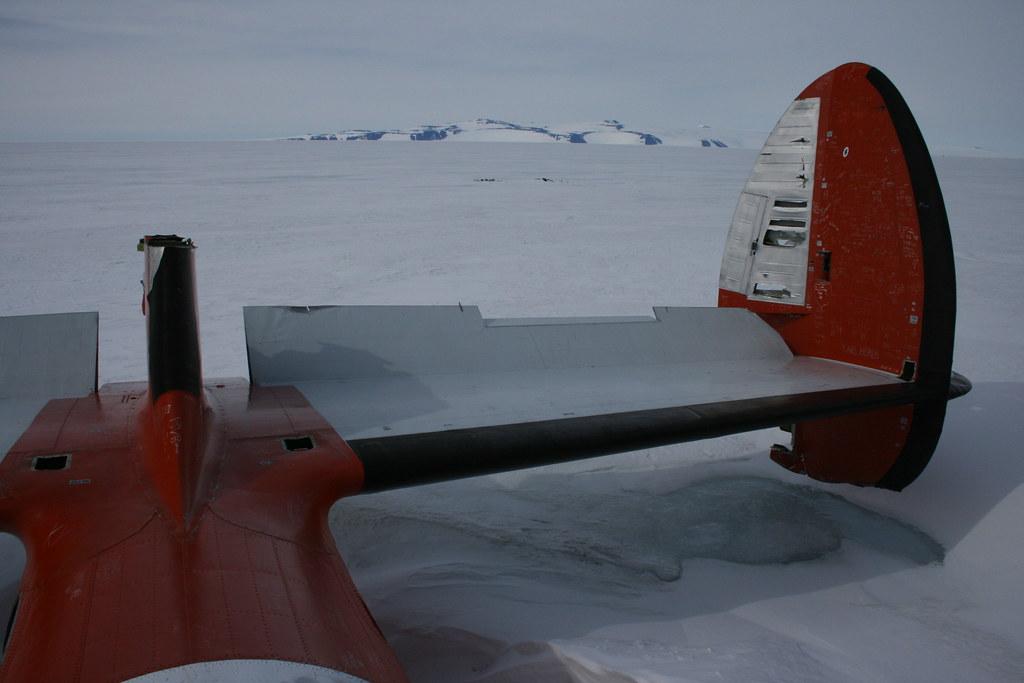 Antarctica: Pegasus Runway