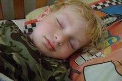 成長痛より睡眠の質に注目する