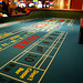 Small photo of Craps table