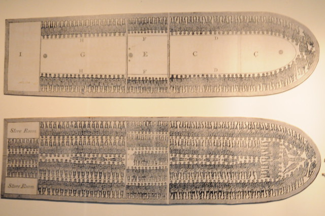 Navio Negreiro - Museu Afro Brasil