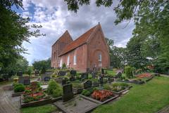 Suurhusen church (HDR)