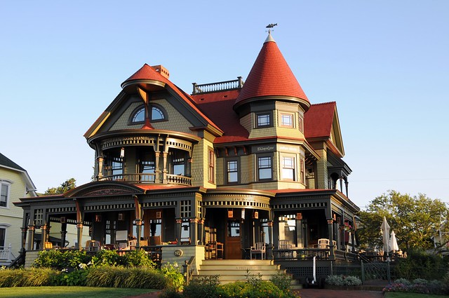Oak Bluffs Gingerbread Houses