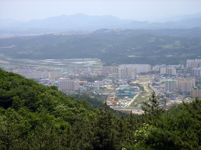View of North Ulsan - Flickr CC hucker