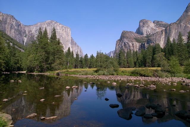 Parque Nacional Yosemite, California, Estados Unidos