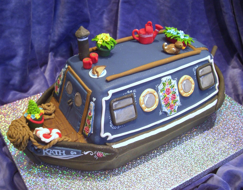 Kath's 60th Birthday Barge!